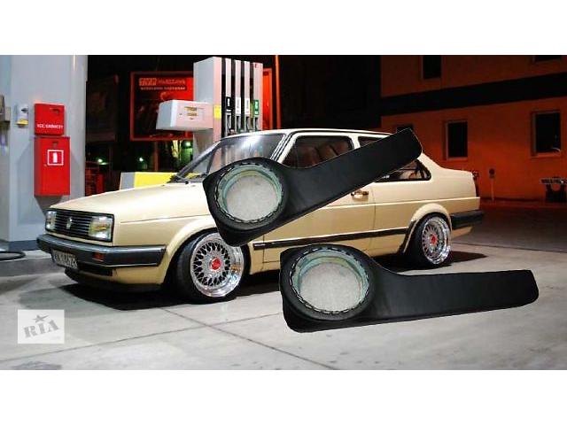 бу Новый Подиум на Volkswagen Jetta 2 подиумы под акустику - предназначены для установки 16 или 13см акустики в стандартные в Житомире