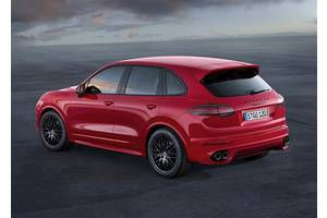 Новые Пороги Porsche Cayenne