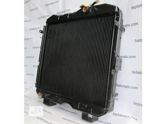 продам Радиатор охлаждения двигателя ПАЗ 3205 4-х рядный бу в Днепре (Днепропетровске)