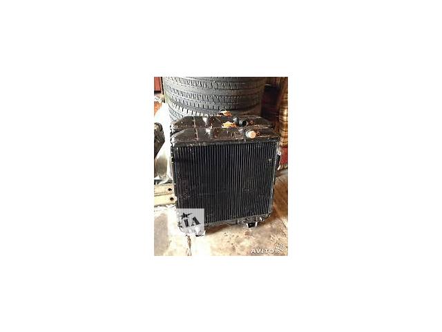 бу Радиатор новый для грузовика ГАЗ-66. ПАЗ в Березному