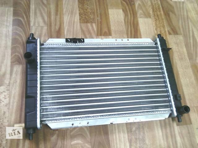 бу Новый радиатор на Деу Матиз (Daewoo Matiz) в Самборе