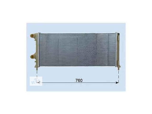 бу Новый радиатор для легкового авто Fiat Doblo  05-10р.  1.3  1.9  Multijet в Луцке