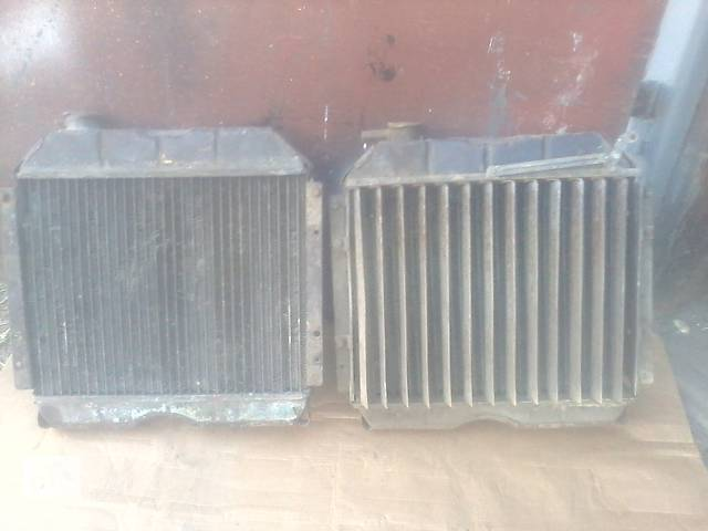 радиатор для легкового авто Москвич- объявление о продаже  в Полтаве
