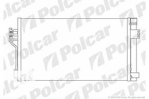 Новые Радиаторы кондиционера Mercedes Vito груз.