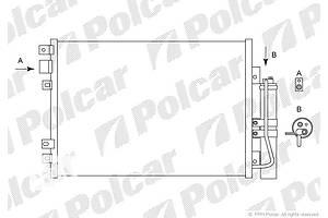 Новые Радиаторы кондиционера Renault Kangoo