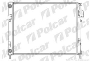 Нові радіатори Opel Vivaro