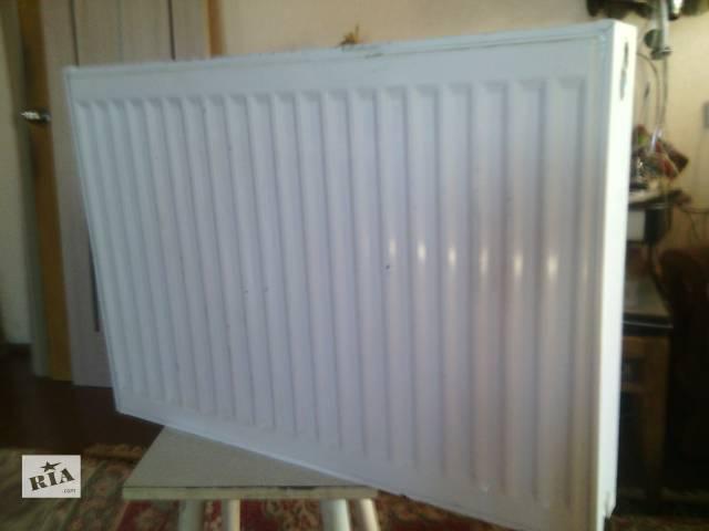 бу новый радиатор  в Одессе