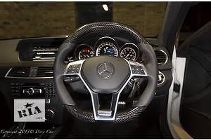 Новые Рули Mercedes C 63 AMG