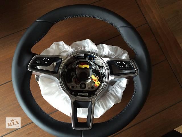 бу Новый руль для легкового авто Porsche в Львове
