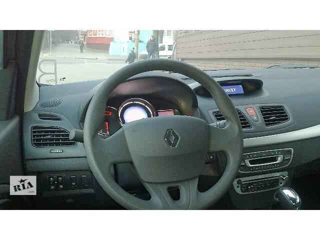 продам Нове кермо для Renault Megane III пластик без кнопок турок бу в Киеве