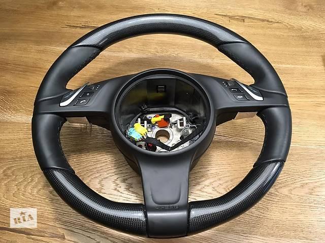 Новый руль для седана Porsche Panamera- объявление о продаже  в Львове