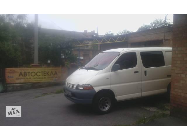 продам Новый сайлентблок для микроавтобуса Toyota Hiace бу в Виннице
