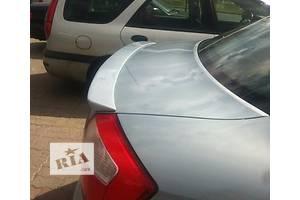 Нові спойлери Audi A4
