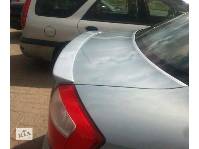 купить бу Спойлер сабля тюнинг Audi A4 B6 Ауди А4 В6 в Луцке