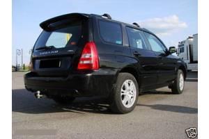 Новые Спойлеры Subaru Forester