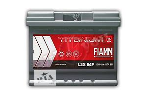 Новые Аккумуляторы Fiamm