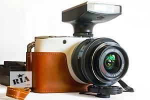 Новые Компактные фотокамеры Samsung NX100 20-50mm