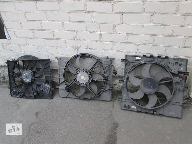 купить бу новый Система охлаждения Вентилятор осн радиатора Легковой Mercedes S-Class Седан 2008 в Херсоне