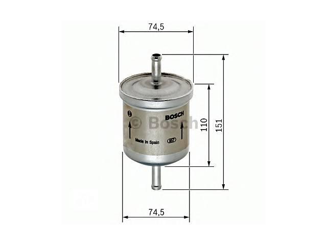 купить бу Новый топливный фильтр Bosch 0450905275 в Мариуполе