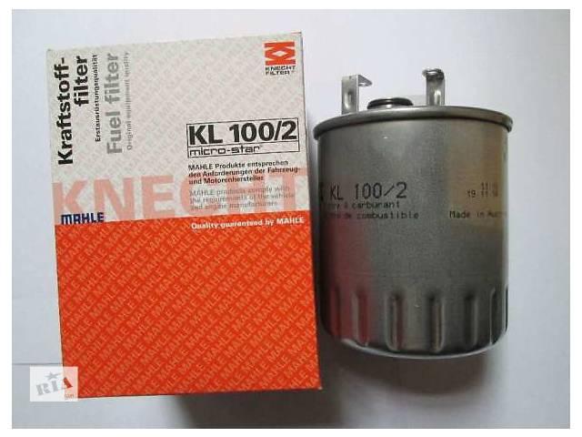 купить бу Топливный фильтр knecht kl 100/2 в Днепре (Днепропетровске)