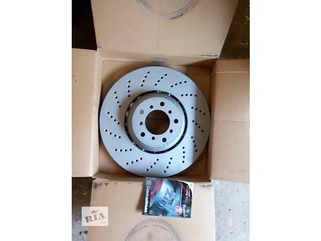 бу Новый тормозной диск для легкового авто BMW М5 E60 2004 2005 2006 2007 2008 2009 2010 в Одессе