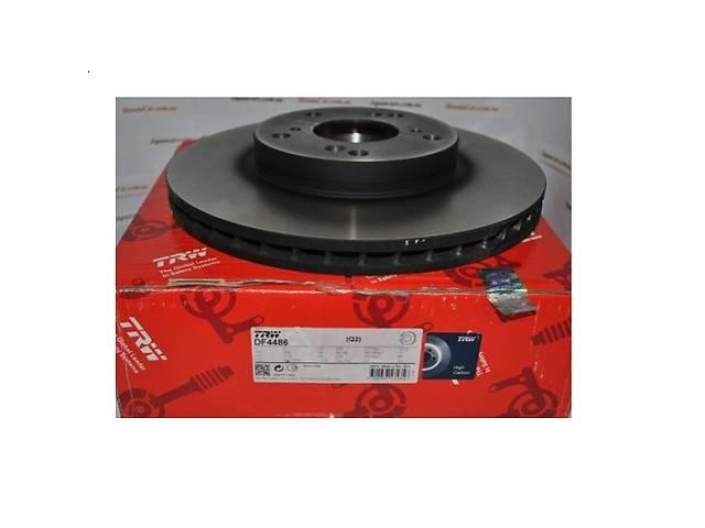 купить бу Новый тормозной передний диск TRW DF4486 для легкового авто Honda Civic в Киеве