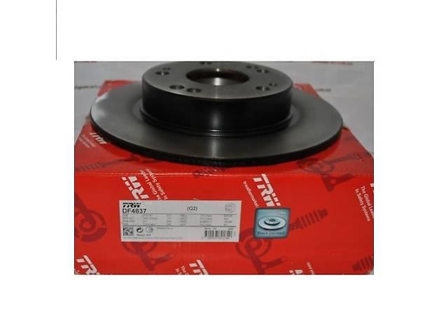 бу Новый тормозной диск задний TRW DF4837 для легкового авто Honda Civic в Киеве