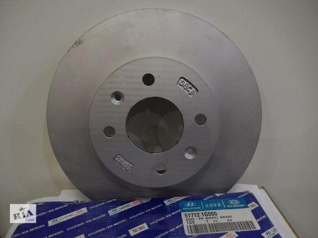 продам Новый тормозной диск для легкового авто Hyundai Accent бу в Киеве