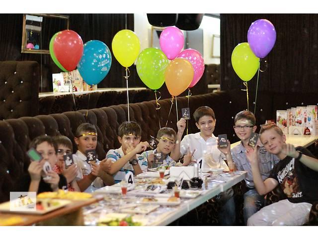 детский праздник сценарий мафия