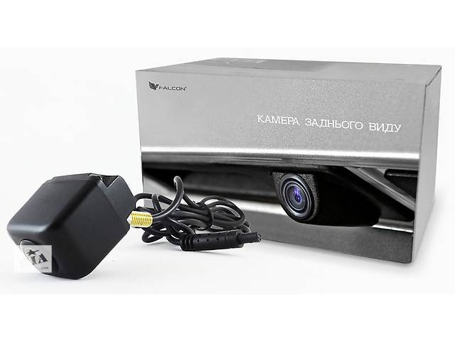 Новый Универсальная автомобильная камера Falcon RC75HCCD-170-R- объявление о продаже  в Житомире