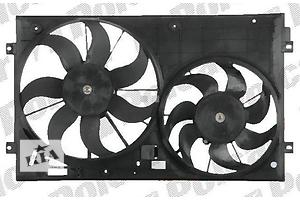 Новые Вентиляторы осн радиатора Audi