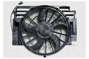 Новые Вентиляторы осн радиатора BMW X5