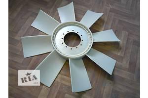 Новые Вентиляторы осн радиатора MAN