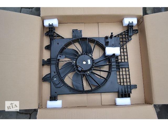 Новый вентилятор осн радиатора для легкового авто Renault Duster- объявление о продаже  в Ровно