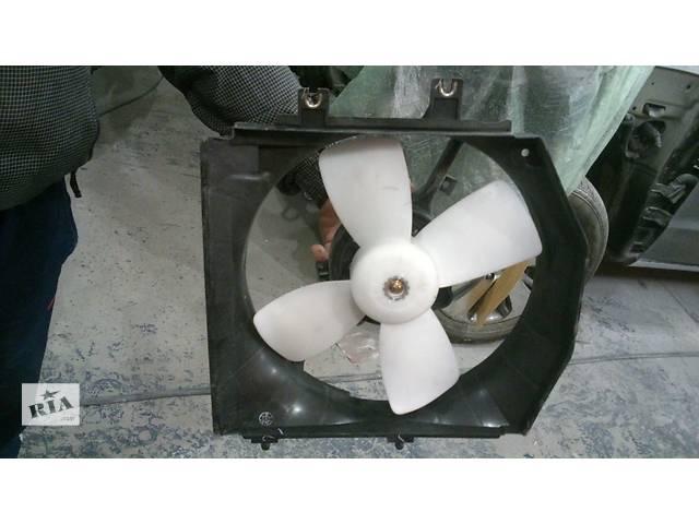 купить бу Новый вентилятор рад кондиционера для легкового авто Mazda 323 в Киеве