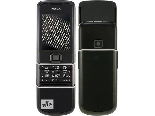 Новый Имиджевый телефон Nokia 8800 Слайдер с кожаными вставками.- объявление о продаже  в Харькове