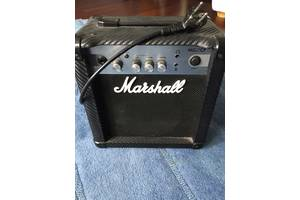 Новые Комбо усилители музыкальных инструментов Marshall