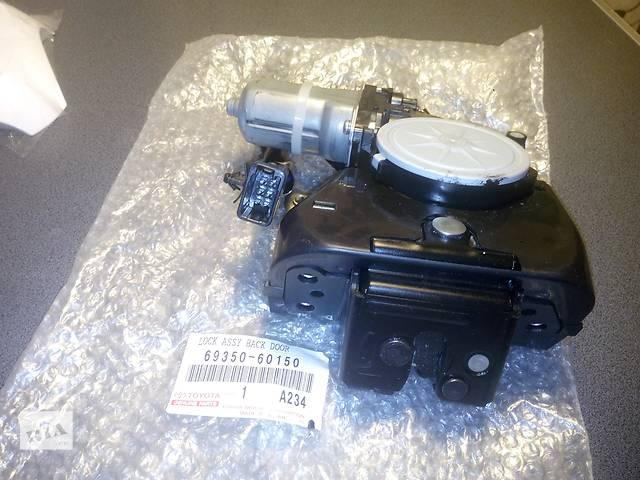 купить бу Новый замок крышки багажника для Toyota Land Cruiser 200 / Lexus LX570 в Виннице