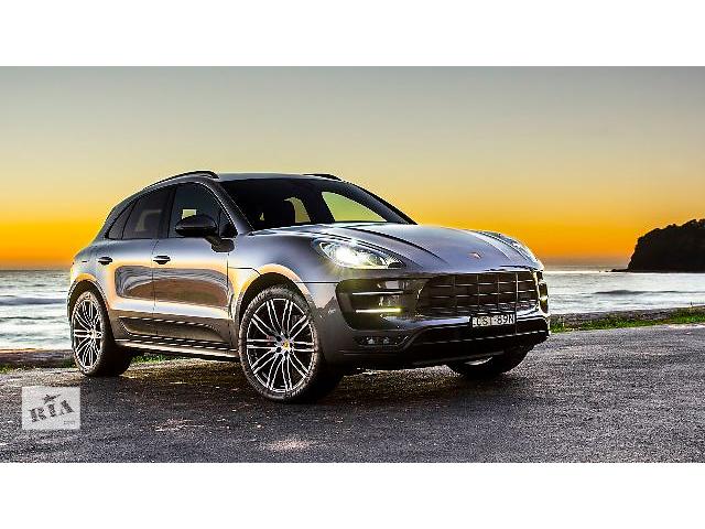 купить бу Новый зимовий комплект  Porsche Macan 265/45/20=295/40/20. в Ужгороде