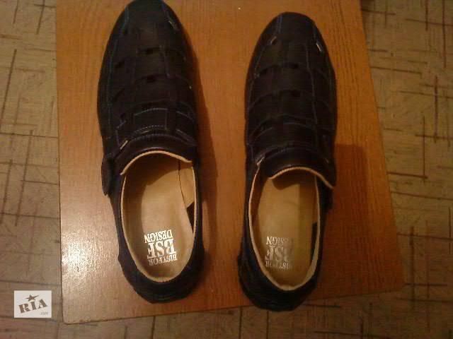 продам Летние туфли новые бу в Донецке