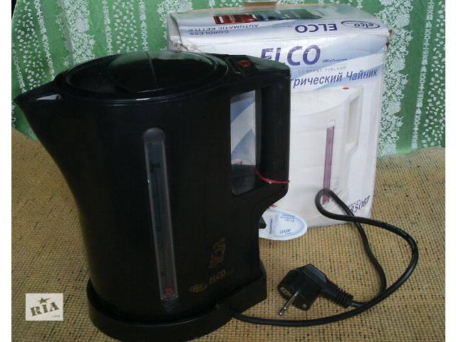Новый чайник, ELCO- 2 литра- объявление о продаже  в Баре (Винницкой обл.)