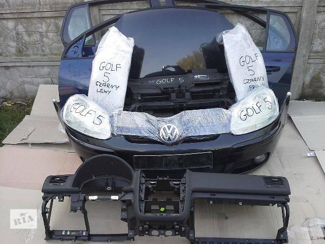 купить бу новий Деталі кузова Капот Легковий Volkswagen Golf V 2007 в Львове