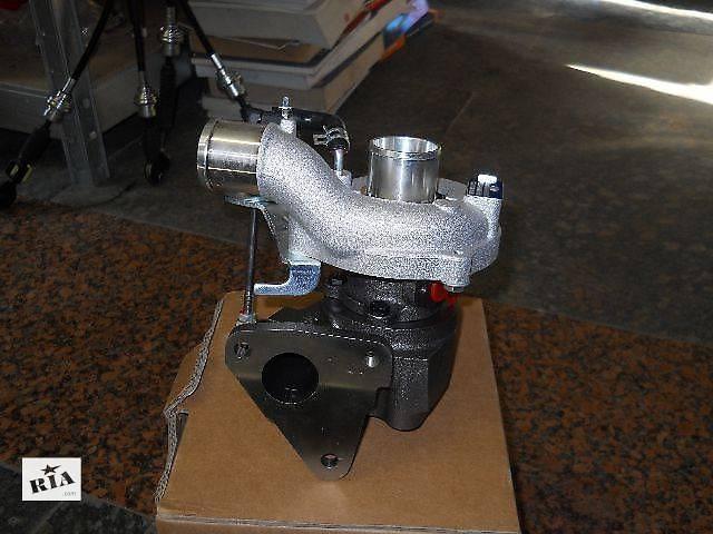 новый Детали двигателя Турбина Легковой Renault Kangoo  03-    1.5dci- объявление о продаже  в Луцке