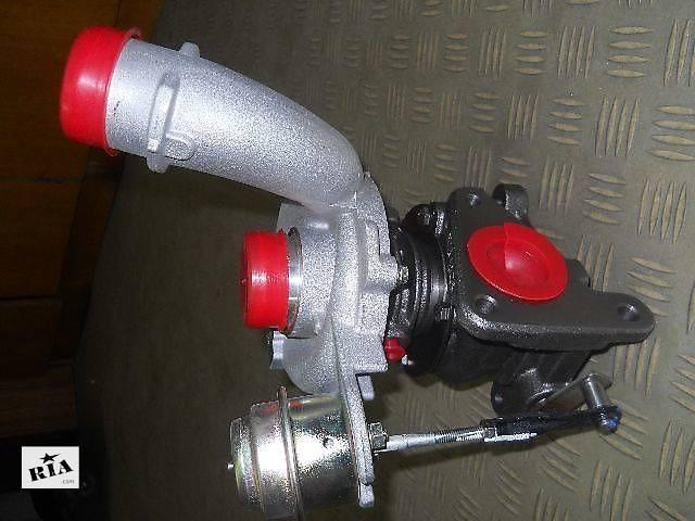 бу новый Детали двигателя Турбина Легковой Renault Trafic  02-   1.9 D в Луцке