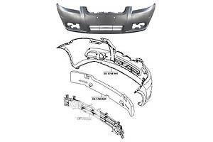 Новые Усилители заднего/переднего бампера Chevrolet Aveo