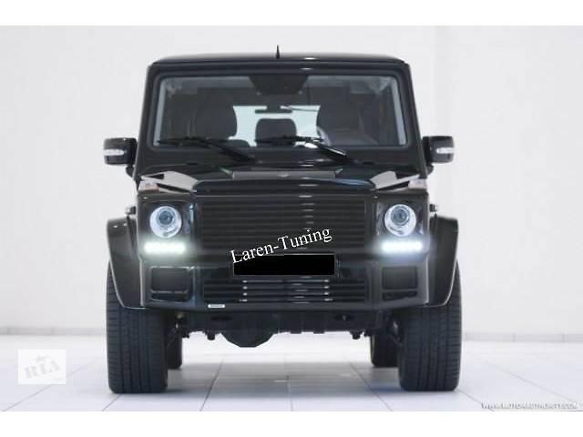 купить бу новый Детали кузова Бампер передний Легковой Mercedes G-Class в Старом Самборе