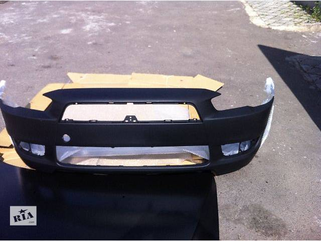 продам новый Детали кузова Бампер передний Легковой Mitsubishi Lancer X бу в Луцке