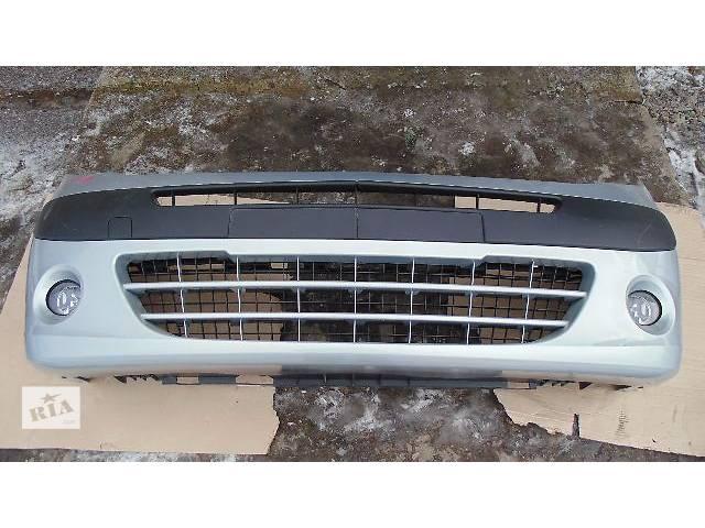 бу новый Детали кузова Бампер передний Легковой Renault Kangoo 2011 в Ковеле