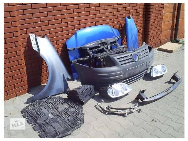 новый Детали кузова Бампер передний Легковой Volkswagen Caddy 2008- объявление о продаже  в Киеве