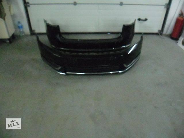 продам новый Детали кузова Бампер передний Легковой Volkswagen Passat B7 2011 бу в Ивано-Франковске
